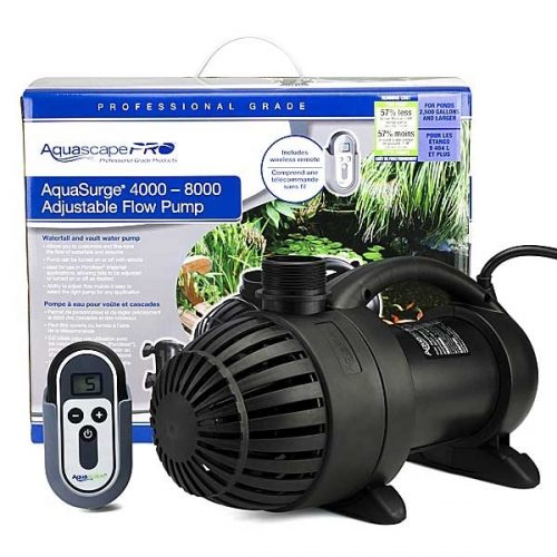 Pond Pumps/AquaSurge